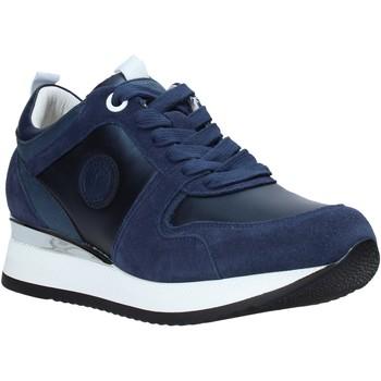 Cipők Női Rövid szárú edzőcipők Lumberjack SW84312 001 Y27 Kék