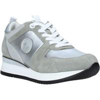 Cipők Női Rövid szárú edzőcipők Lumberjack SW84312 001 Y27 Ezüst