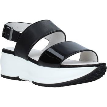 Cipők Női Szandálok / Saruk Lumberjack SW84406 001 Y22 Fekete