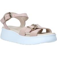 Cipők Női Szandálok / Saruk Lumberjack SW83306 002 D01 Rózsaszín