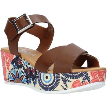 Cipők Női Szandálok / Saruk Grace Shoes 12 Barna