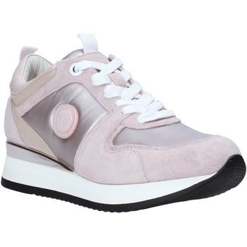 Cipők Női Rövid szárú edzőcipők Lumberjack SW84312 001 Y27 Ibolya