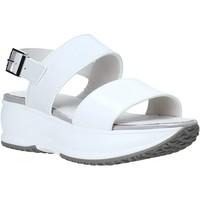 Cipők Női Szandálok / Saruk Lumberjack SW84406 001 Y22 Fehér