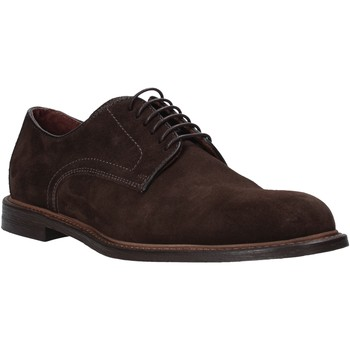 Cipők Férfi Oxford cipők Mfw 810002MW Barna