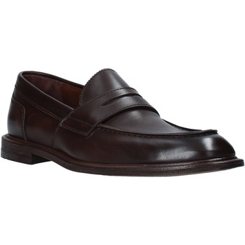 Cipők Férfi Mokkaszínek Mfw 860003MW Barna