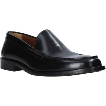 Cipők Férfi Mokkaszínek Mfw 161433MW Fekete
