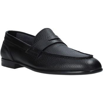 Cipők Férfi Mokkaszínek Mfw 160973MW Fekete