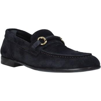 Cipők Férfi Mokkaszínek Mfw 161226MW Kék