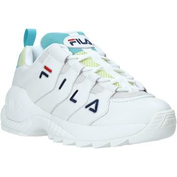 Cipők Női Rövid szárú edzőcipők Fila 1010751 Fehér