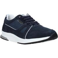 Cipők Férfi Rövid szárú edzőcipők Lumberjack SM82712 001 X17 Kék