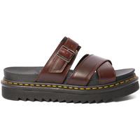 Cipők Női Szandálok / Saruk Dr Martens DMSRYKCHBR24515211 Barna