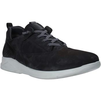 Cipők Férfi Rövid szárú edzőcipők Grunland SC2687 Fekete