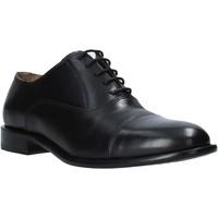 Cipők Férfi Oxford cipők Rogers 1002_5 Fekete