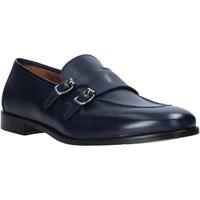 Cipők Férfi Mokkaszínek Rogers 1016_5 Kék