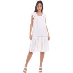 Ruhák Női Rövid ruhák Gaudi 011BD15015 Fehér