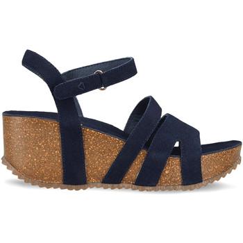 Cipők Női Szandálok / Saruk Docksteps DSE106445 Kék
