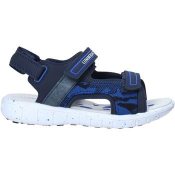 Cipők Gyerek Sportszandálok Lumberjack SB28206 006 S01 Kék