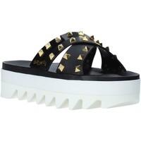 Cipők Női Papucsok Sensi 4380/LX Fekete