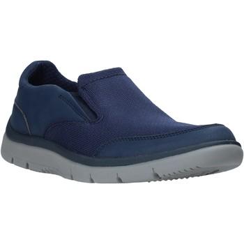 Cipők Férfi Belebújós cipők Clarks 26140336 Kék