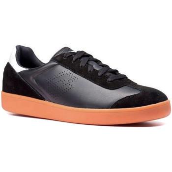 Cipők Férfi Rövid szárú edzőcipők Lotto 210754 Fekete