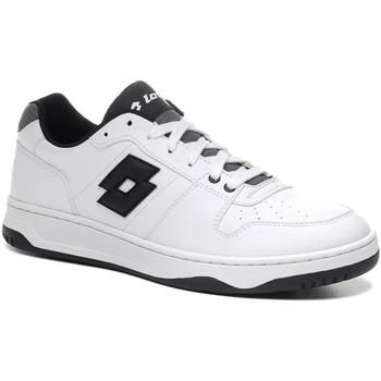 Cipők Férfi Rövid szárú edzőcipők Lotto 212069 Fehér