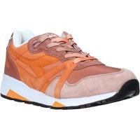 Cipők Férfi Rövid szárú edzőcipők Diadora 501173071 Narancssárga