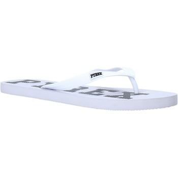 Cipők Női Lábujjközös papucsok Pyrex PY020163 Fehér
