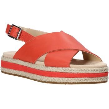Cipők Női Szandálok / Saruk Clarks 26139246 Piros