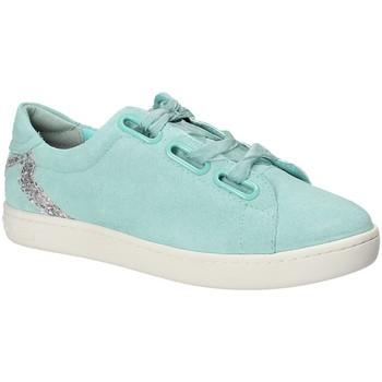 Cipők Női Rövid szárú edzőcipők Fornarina PE18AN2893 Zöld