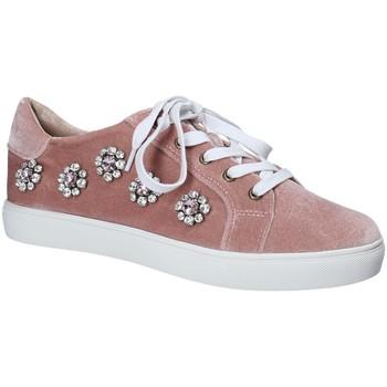 Cipők Női Rövid szárú edzőcipők Fornarina PE17TR1112 Rózsaszín