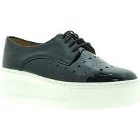 Cipők Női Oxford cipők Maritan G 210218 Fekete