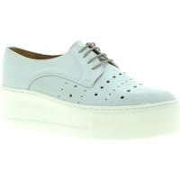 Cipők Női Oxford cipők Maritan G 210218 Fehér