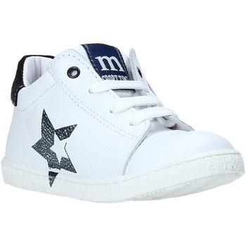 Cipők Gyerek Rövid szárú edzőcipők Melania ME0902A0S.A Fehér