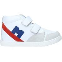 Cipők Gyerek Rövid szárú edzőcipők Melania ME0905A0S.B Fehér
