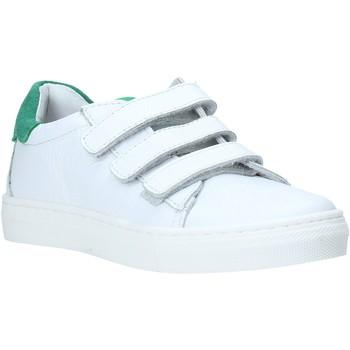 Cipők Gyerek Rövid szárú edzőcipők Melania ME2245D0S.Y Fehér