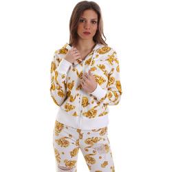 Ruhák Női Pulóverek Versace B6HVB796SN500003 Fehér