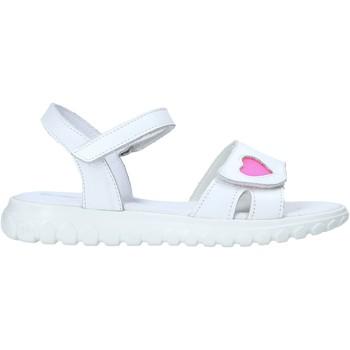 Cipők Lány Szandálok / Saruk Melania ME6070F0S.A Fehér