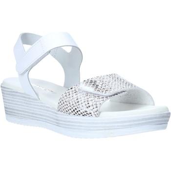 Cipők Női Szandálok / Saruk Valleverde G52163 Fehér