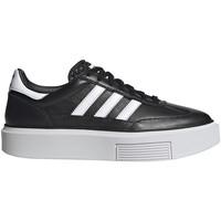 Cipők Női Rövid szárú edzőcipők adidas Originals EG6768 Fekete