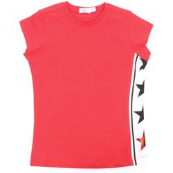 Ruhák Lány Rövid ujjú pólók Melby 70E5645 Piros