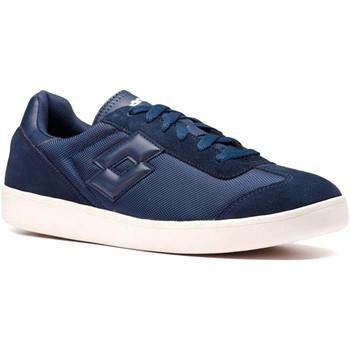 Cipők Férfi Rövid szárú edzőcipők Lotto 210755 Kék