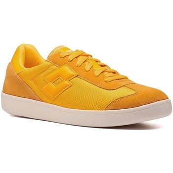 Cipők Férfi Rövid szárú edzőcipők Lotto 210755 Sárga