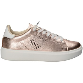 Cipők Női Rövid szárú edzőcipők Lotto T4610 Rózsaszín