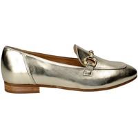 Cipők Női Mokkaszínek Grace Shoes 1725 Sárga