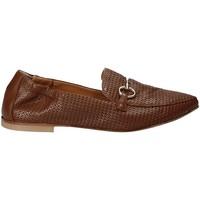 Cipők Női Mokkaszínek Mally 6264 Barna
