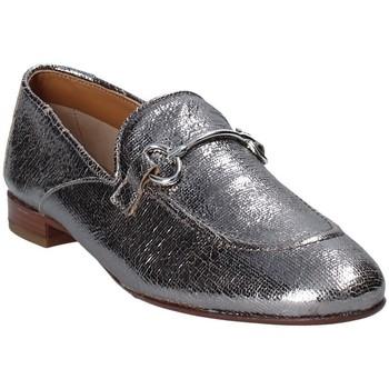Cipők Női Mokkaszínek Mally 6105 Szürke