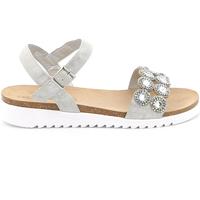 Cipők Női Szandálok / Saruk Grunland SB1582 Ezüst