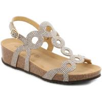 Cipők Női Szandálok / Saruk Grunland SB1597 Bézs