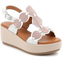 Cipők Női Szandálok / Saruk Grunland SA2487 Bézs