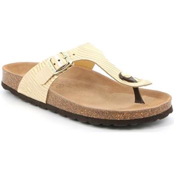 Cipők Női Lábujjközös papucsok Grunland CB2469 Mások